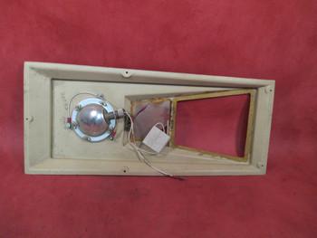 Lark Grimes Overhead Panel with Courtesy Light, PN 15-0083-3