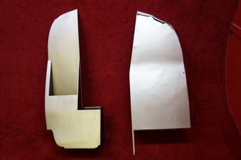 Cessna 421C Pilot & Co-Pilot Wall Divider Set (CALL OR EMAIL TO BUY)