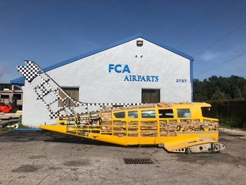1981 Cessna 402 Fuselage Airframe (CALL OR EMAIL TO BUY)