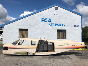 1981 Piper PA-32R-301T Saratoga SP Fuselage Airframe (CALL OR EMAIL TO BUY)