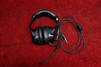 Flightcom Eclipse Headset W/ Microphone