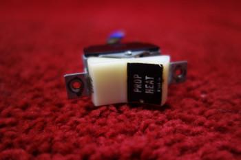 Cutler Hammer Prop Heat De-Ice Rocker Switch PN 99377-34, 99377-034
