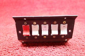 Piper PA-32R-301T Saratoga Rocker Switch Control Panel