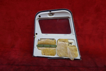 Piper PA-32R-301T Saratoga SP AFT Cabin Door PN 96981-10, 96981-010  (CALL OR EMAIL TO BUY)