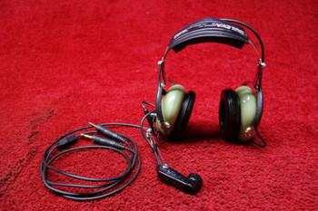 David Clark H10-30 Headset W/ Microphone PN 12507G-10