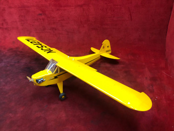 Hangar 9 Piper J-3 Cub Model Airplane (CALL OR EMAIL TO BUY)