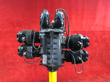 Continental A65-8 Engine W/ Stand (CALL OR EMAIL TO BUY)