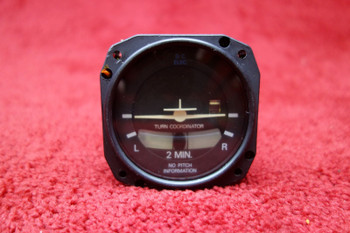 Electric Gyro 1394T100-7Z 2 Minute Turn & Slip Indicator 12-32V PN PS50030-3-5