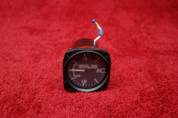 United Instruments Vertical Speed Indicator PN 7000,  99010-5, 550 556, 550-556