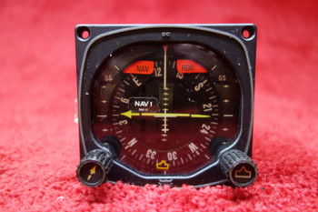 King KI 525A Pictorial Navigation Indicator 14-28V PN 066-3046-00