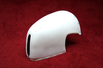 Piper PA-28-140 Cherokee Lower Tail Cone Fairing PN 66822-07, 66822-007
