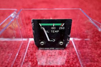 Stewart-Warner     Oil Temperature Gauge PN 819481, 442799