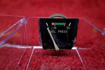 Stewart-Warner Fuel Pressure Gauge PN 820777, 444657