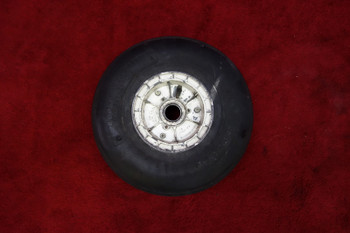 McCreary, Cleveland Type III, DMB Tire 6.00-6 W/ Rim 4 Ply