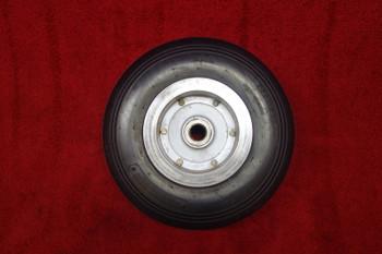 Condor, Parker,   Cleveland Type III Tire 6.50-8 W/ Rim 7.00-8 8 Ply PN 083-338