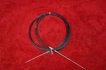 Piper Aerostar 601 Throttle Cable PN 600035-547