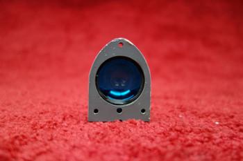 Grimes Green Position Light Lens W/ Bracket PN AN3032-5, AN-3042-2