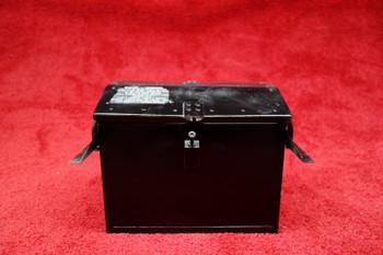 Piper PA-23 Aztec Battery Box w/ Lid