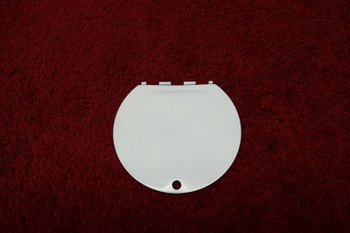 Piper PA-23-150 Apache Fuel Cell Filler Neck Cover Plate, PN 19049-02, 19049-002