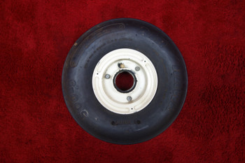 Specialty Tires Type III Air Hawk Tire 5.00-5 W/ Rim 6 Ply PN 30842