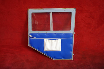 Aeronca 11AC LH Cabin Door W/ Openable Sliding Window (CALL OR EMAIL TO BUY)