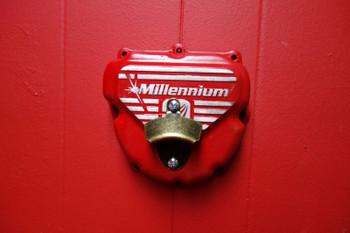 Millennium Engine Valve Cover Bottle Opener