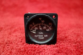 Instruments INC. Outside Air Temperature Indicator PN CM2628LI