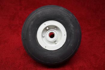 Condor Tire 5.00-5 W/ Rim 6 PLY PN 072-312-0