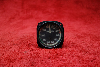 Instruments Inc. Airspeed Indicator PN CM3301-8, J252921