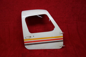 Piper PA-32R-301T Saratoga SP Copilot Cabin Door PN 79545-04, 79545-004 (CALL OR EMAIL TO BUY)