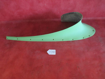 Piper PA-23 Aztec Fillet LH Outboard Fairing PN 16777-00 (EMAIL OR CALL TO BUY)