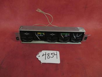 Rochester 14V Instrument Gauge Cluster PN 86552-7