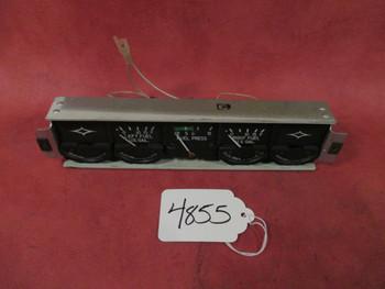 Rochester 14V Instrument Gauge Cluster PN 86552-9