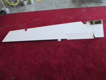 Sabreliner 60 LH Aileron PN 265-160001-81 (EMAIL OR CALL TO BUY)