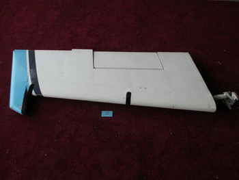 Beechcraft Baron B-55 Rudder Assy PN 96-630000-607 (CALL OR EMAIL TO BUY)