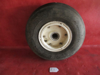 Cleveland Aircraft Wheel Assy Type III 6.50-8 PN 40-128