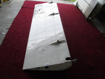 Grumman North American T-28B Trojan LH Flap PN 59-18001-501 (EMAIL OR CALL TO BUY)