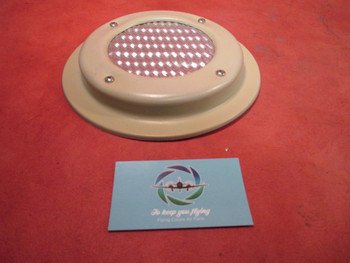 Beechcraft, Cessna, Piper Aircraft Air Vent Cover