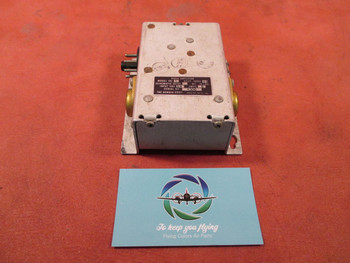 Bendix 14V Audio Amplifier PN 1U041-01