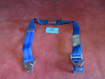 Aero Fabrications Blue Seat Belt PN 90-9IR60