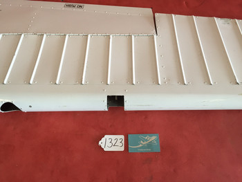 Siai Marchetti 1968 RH Elevator with Trim Tab (EMAIL OR CALL TO BUY)