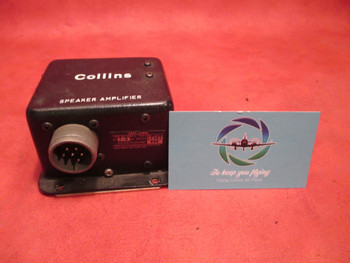 Collins 356F-3 Amplifier PN 522-2867-000