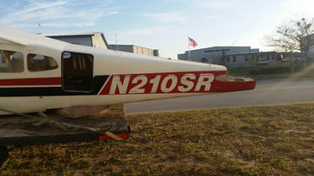 1961 Cessna 210A Fuselage (EMAIL OR CALL TO BUY)
