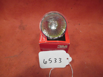 3M Projection Lamp 20V-150W PN 78-8012-3601-5