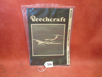 1979 Beechcraft Dutchess Operating Cost Brochure