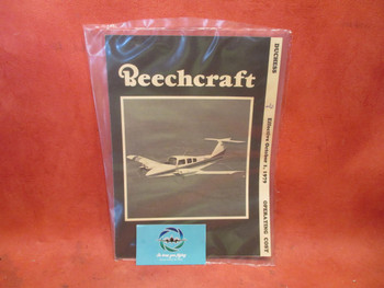 1979 Beechcraft Dutchess Operating Cost Brochure