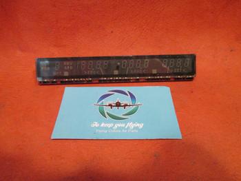 King Display Plate PN 037-0067-00/ PD-14D025-2