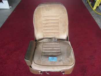 Aircraft LH Seat Cessna, 421A PN 5119272-4 (EMAIL OR CALL TO BUY)