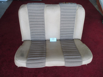 Aircraft Back Seat Cessna 172C PN 0500103-74 (EMAIL OR CALL TO BUY)