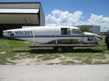 1968 Piper PA-31-310 Turbo Navajo Fuselage